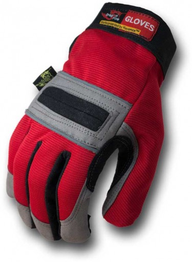 Dragon Fire Rope Rescue Gloves Fire Fighter Gloves