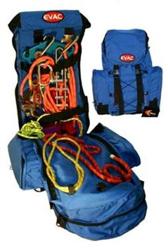 Evac Systems Ep306 Pre Rig Search And Rescue Backpack