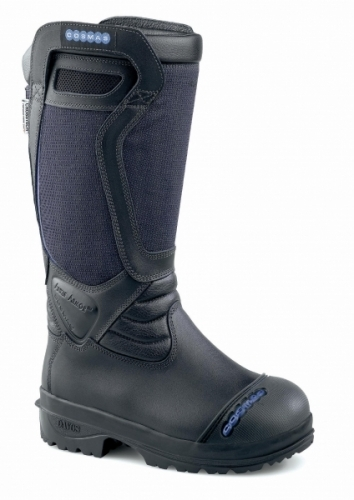 Cosmas Cm24 Vulcan Structural Fire Fighter Boot Bunker Boot
