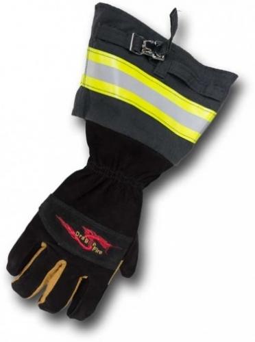Alpha X Texan Glove Dragon Fire Fire Fighter Gloves