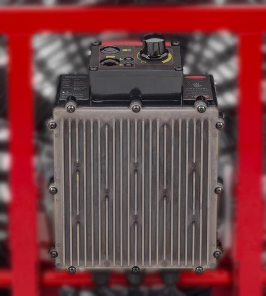 Ramfan Ex50li El5500 Battery Operated Positive Pressure