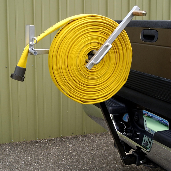 Mc40 And Mc65 Fire Hose Winder Coiler