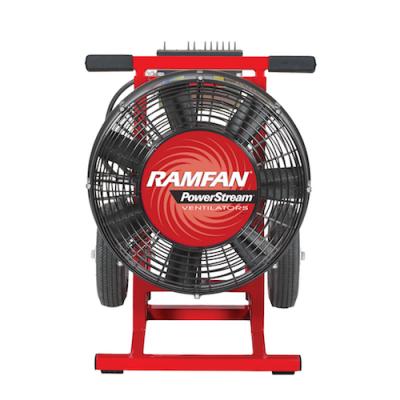 Ramfan Xp400 Xp500 Explosion Proof Motor Positive Pressure Fan