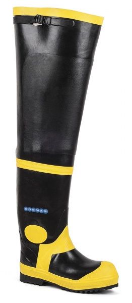 Cosmas Java Hip Boot Fire Fighter Boots