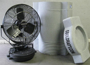 zoom - Misting Fans