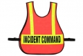 R&B 003 Incident Command Vest with Reflective Stripes