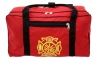 Fire Fighter Gear Bag with Gold Maltese Cross
