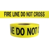 Fire Line Barricade Tape (Case of 8)