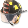 Cairns 1010 Fire Helmet with Faceshield
