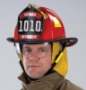 Cairns 1010 Fire Helmet with Defender Visor