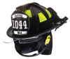 Cairns 1044 Traditional Fire Helmet with Defender Visor