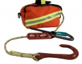Evac 436CH: Superior Belt Pak Kit with Crosby Hook