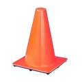"12"" Orange Traffic Cones by the pallet"