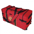 Oversize Rolling Fire Fighter Gear Bag