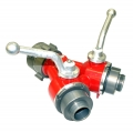 Small 2 way Ball Valve