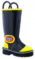 Croydon Rubber Fire Fighter Boot
