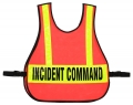 Command Vest with Reflective Strips