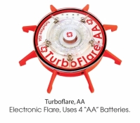 TurboFlare LED Electronic Road Flares