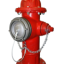 Storz Hydrant Adapter with Cap